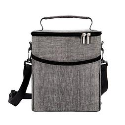 Insulated Lunch Bag Lunch Box for Men and Women, Thermal Ben