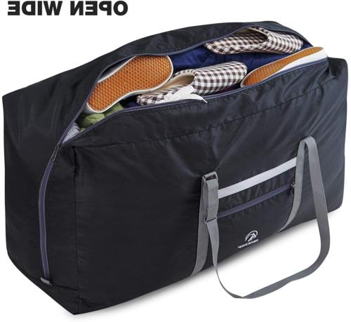 100L Foldable Extra Duffle Lightweight Travel Sports Work