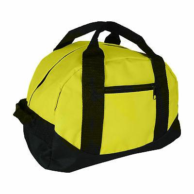 """12"""" Duffle Sports Gym Bags Carry-on Luggage Tone"""