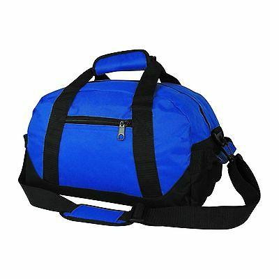 Duffle Bag Two-Tone Sports Gym Travel Luggage Weekender Bags