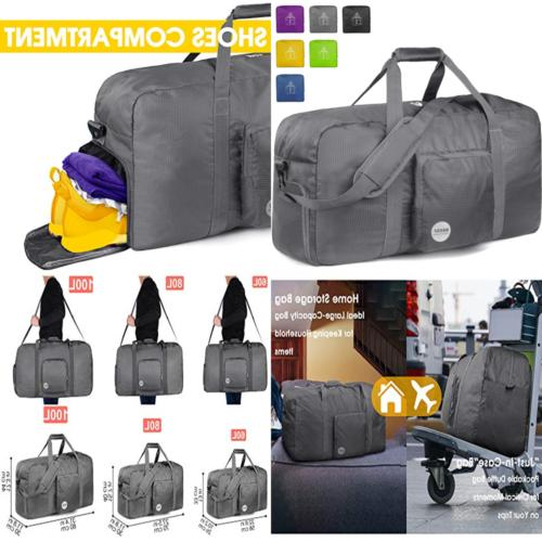 16 32 foldable duffle bag for travel