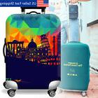"18""-30"" Inch Elastic Travel Luggage Suitcase Cover Dustproof"