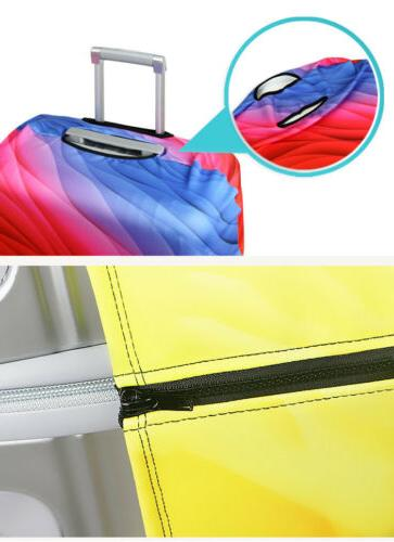 "18""-32"" Travel Luggage Suitcase Dust Bag Anti Scratch"