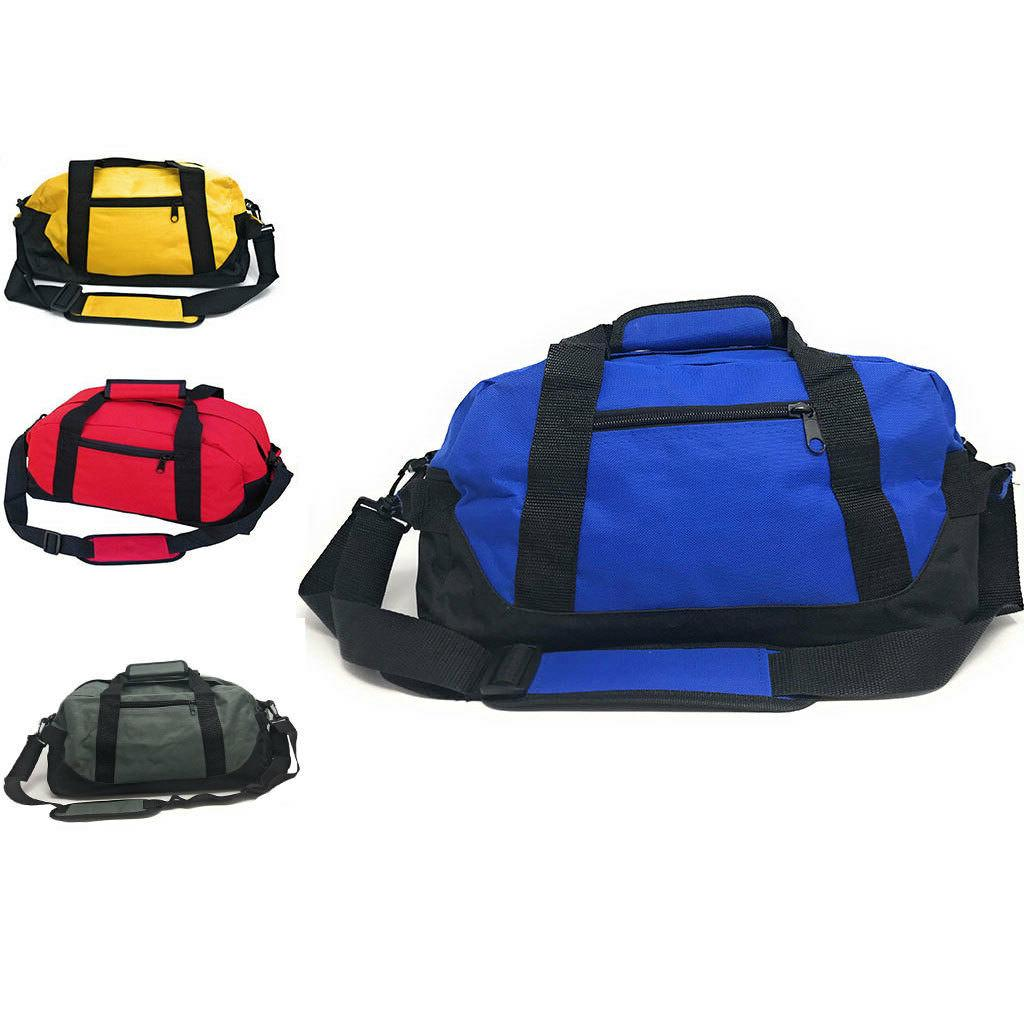 """18"""" Duffle Bags Travel Sports School Gym Carry On Luggage Sh"""