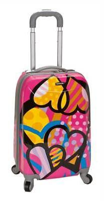 20 In. Polycarbonate Carry On