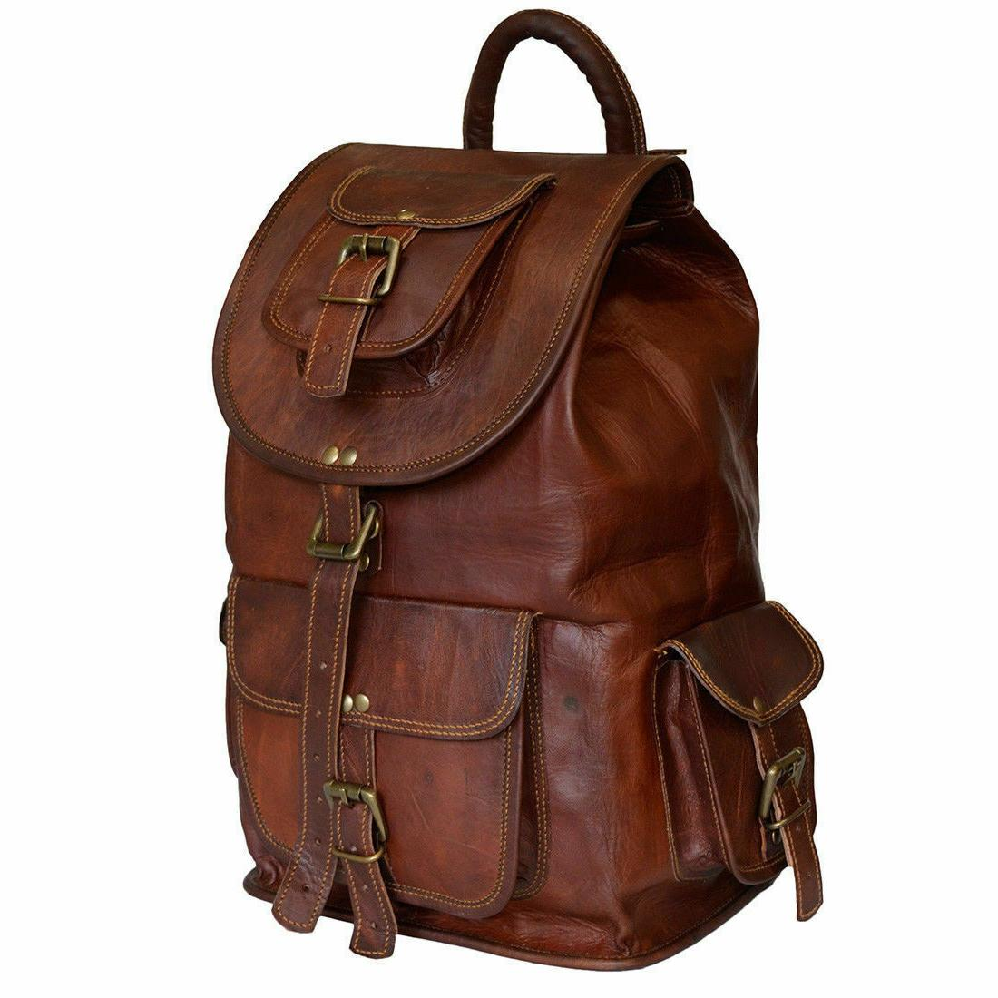 """20"""" Leather Back Travel Women's."""