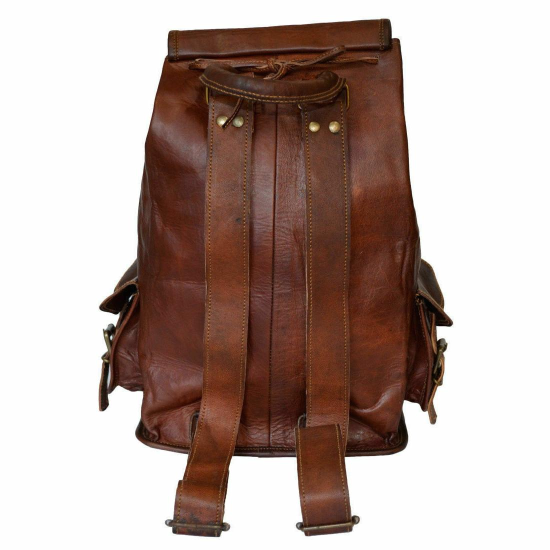 """20"""" Leather Travel Men's and Women's."""