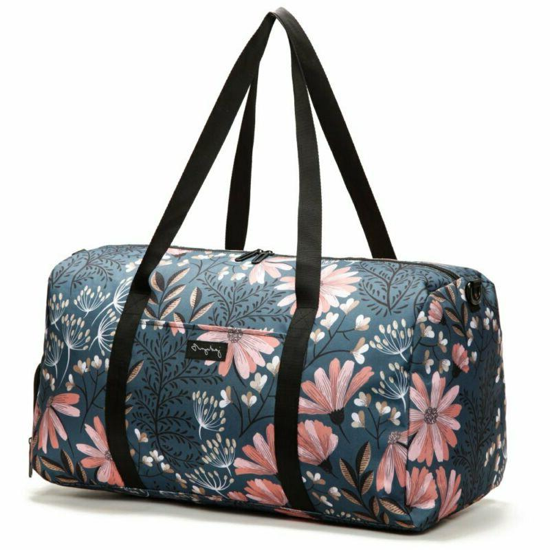 Jadyn B Weekender Shoe Pocket, Navy Floral