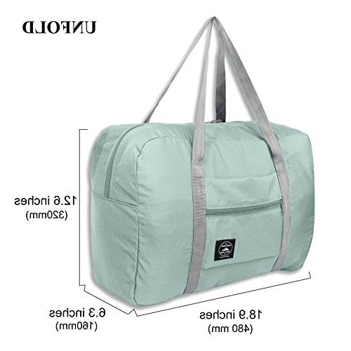 25L Travel Duffel Bag for Women & Men, Luggage Gym,
