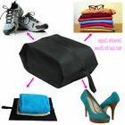 NEW 2Pack Travel Shoe Bags Waterproof Shoes Storage Tote Wit