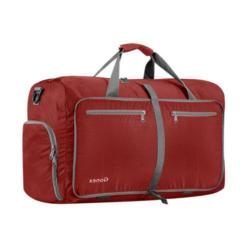Gonex Foldable Duffel Waterproof Travel
