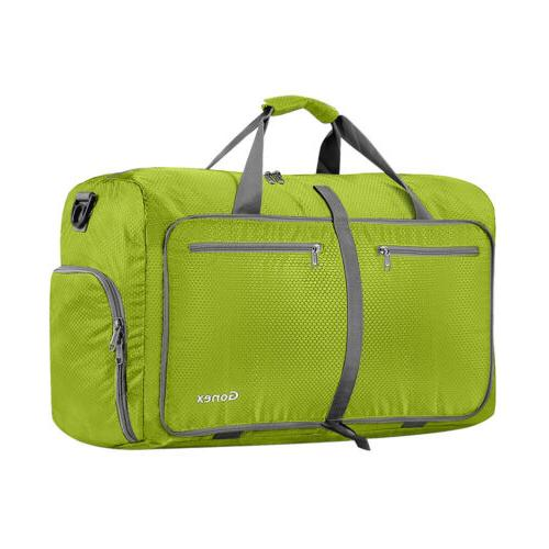 Gonex Colors 40L Foldable Waterproof Outdoor Travel