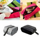 6 Colors Travel Shoe Bags Waterproof  Shoes Storage Tote Wit
