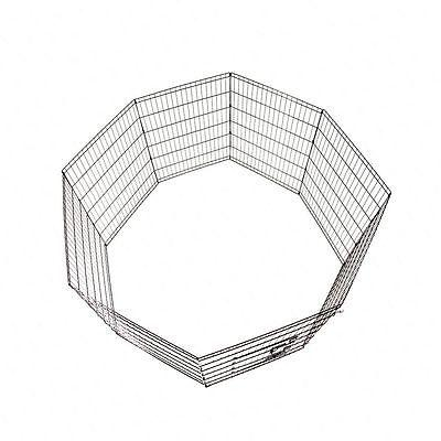 8 Panel 30'' Playpen Exercise Puppy Cage