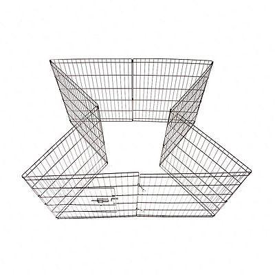 8 Panel 30'' Playpen Crate Pet Cage
