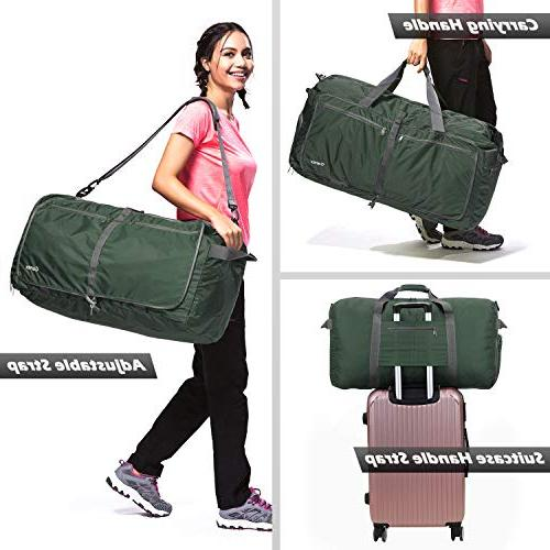 Duffel Bag Gym Lightweight Bag with Water Repellent