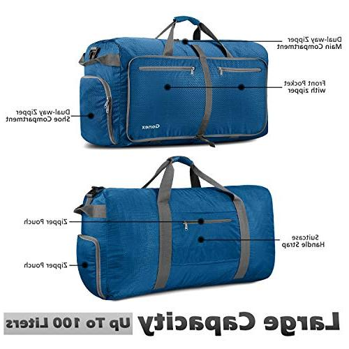 Duffel for Gym Lightweight Bag with Water