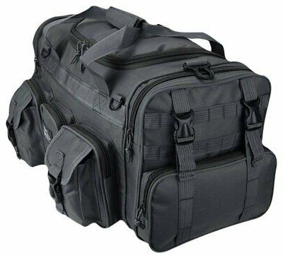 Large Duffel Molle Tactical Cargo Travel Bag - Grey