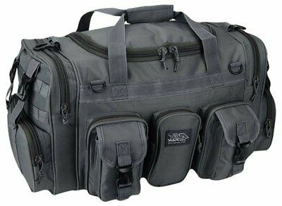 """Large 22"""" Molle Cargo Gear Travel - Grey"""