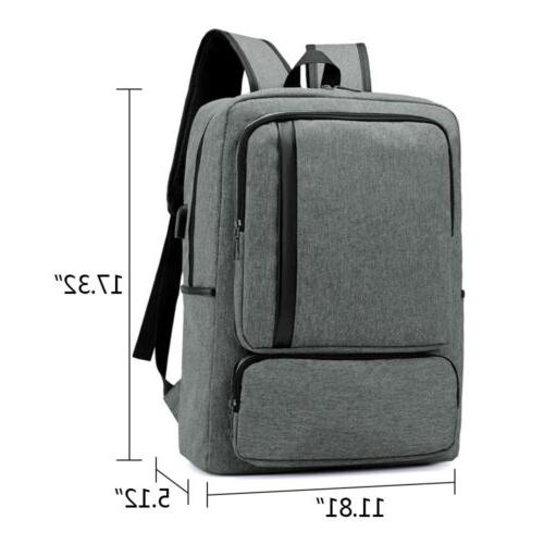 "Antitheft Charging Port 16"" Laptop Bag"