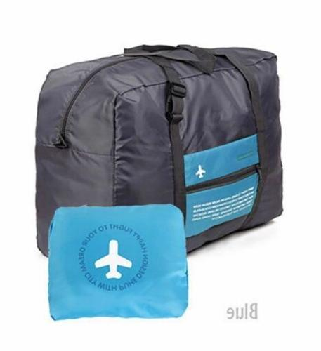 Big Foldable Luggage Carry-on Shoulder Duffle