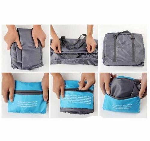 Big Foldable Luggage Shoulder Duffle