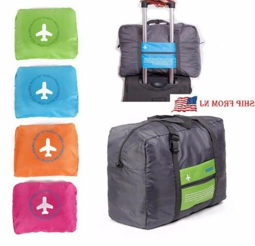 big foldable travel storage luggage carry on