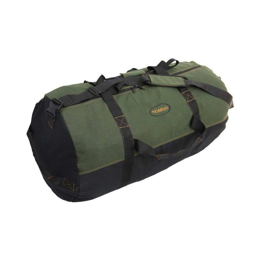 Big Outback Duffel Bag XL Durable for MX