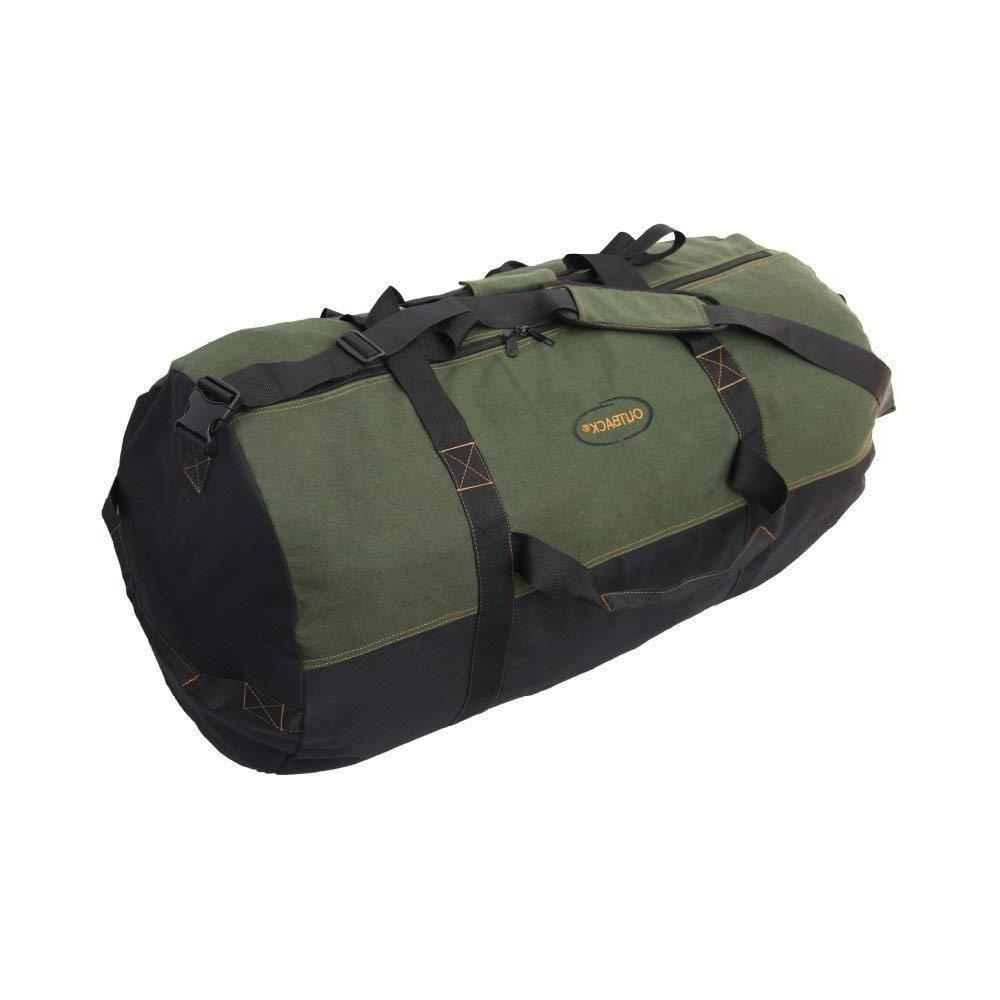 big outback duffel gear bag for travel