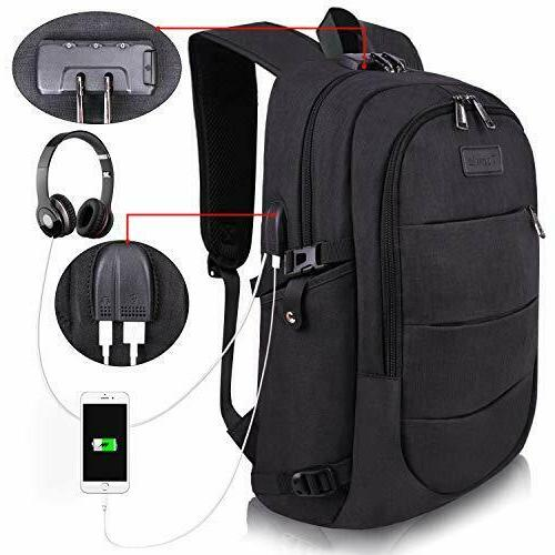 business laptop backpack water resistant