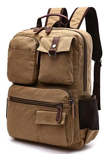 canvas backpack 48
