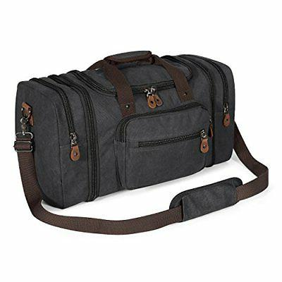 canvas duffle bag for travel 50l duffel