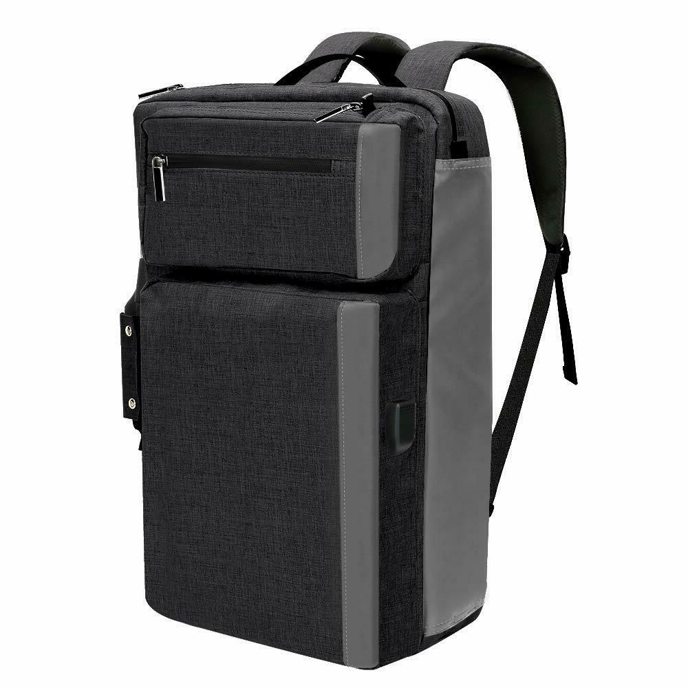 convertible laptop backpack business travel bag water