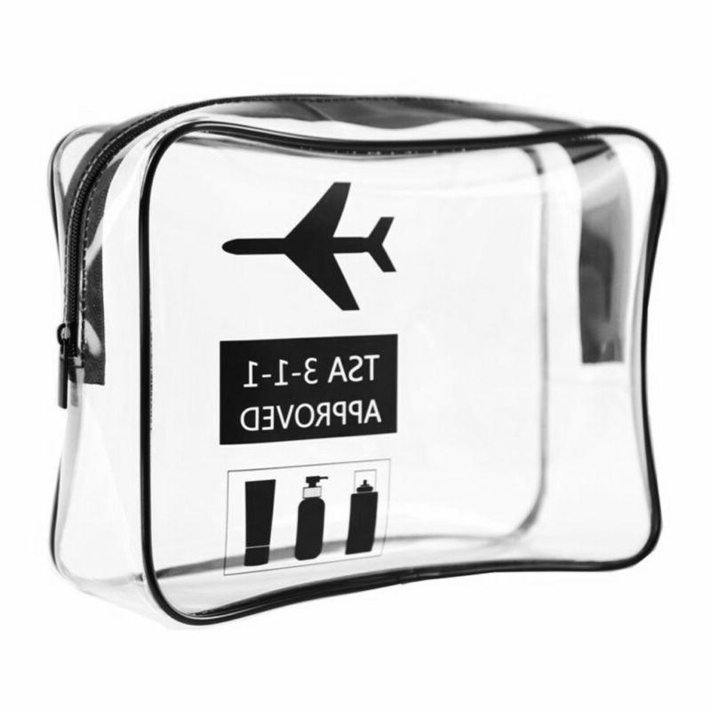 Cosmetic Travel Wash Bag Holder Pouch Set