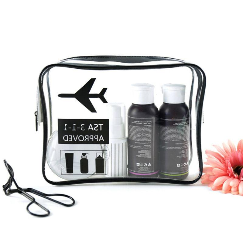 Cosmetic Makeup Travel Pouch Set Kit