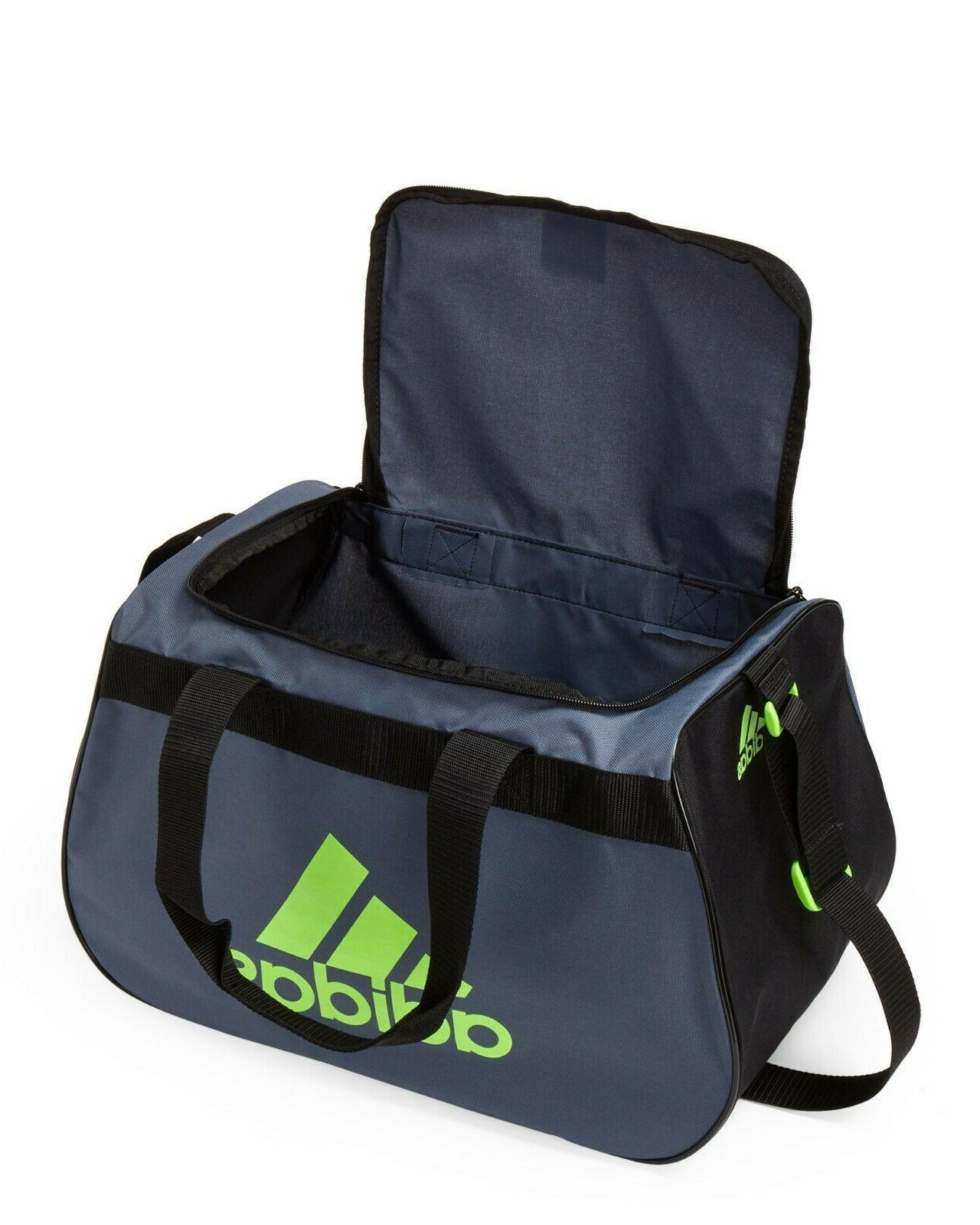 ADIDAS Diablo SMALL Duffel TOP Locker NEW