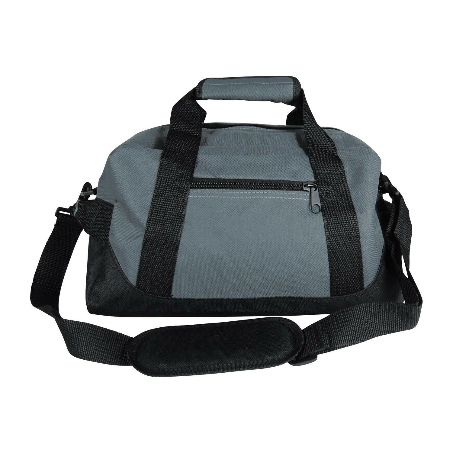 duffle bag two toned gym