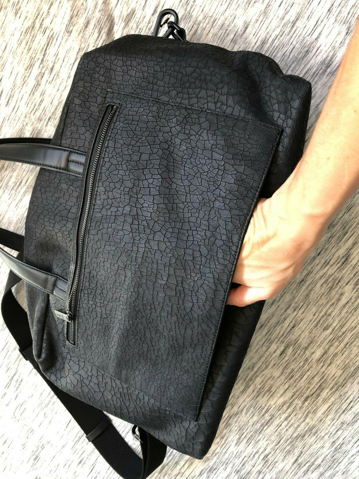 Away Everywhere Bag Luggage Travel Carry Black Crackle edition