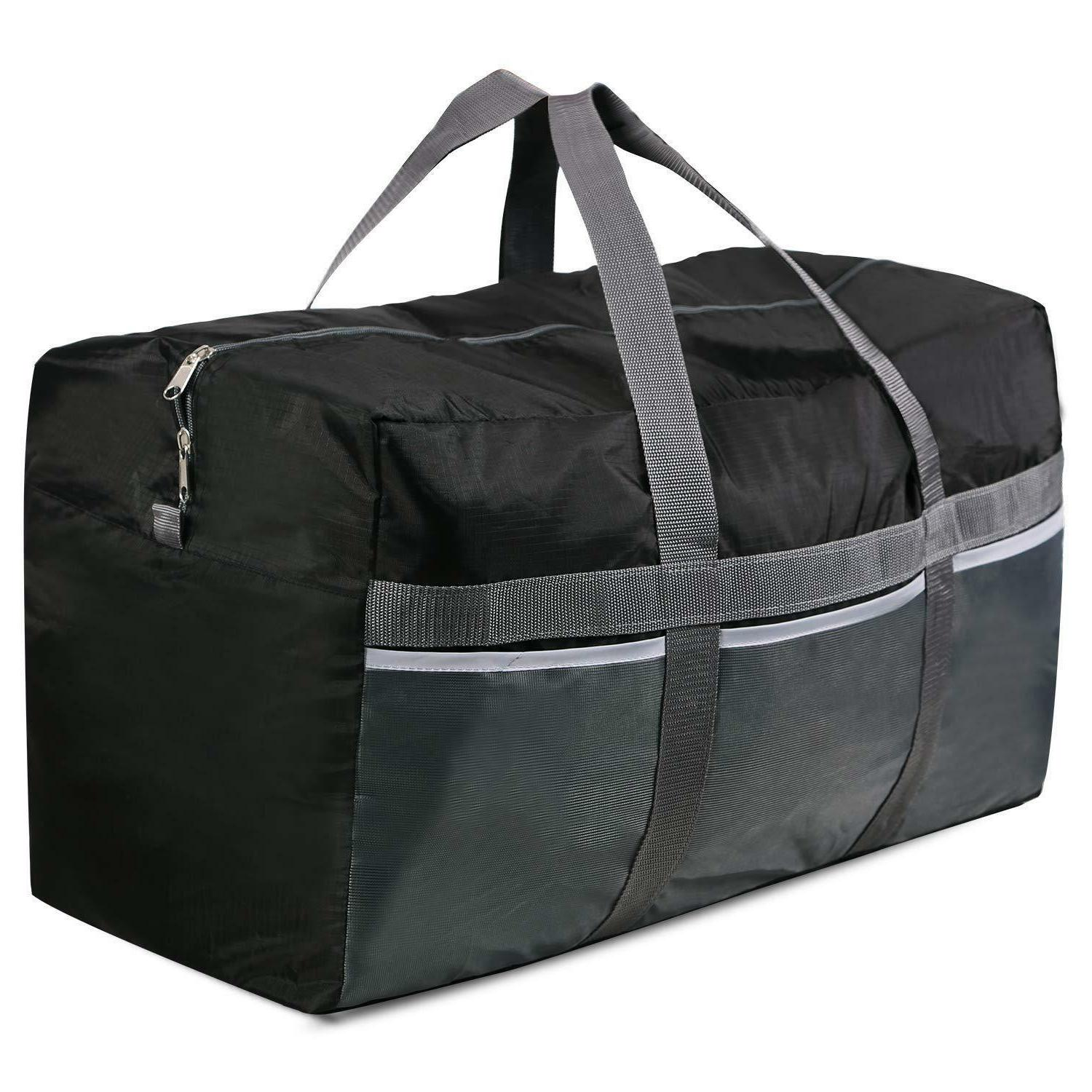 extra large duffel bag 96l lightweight waterproof