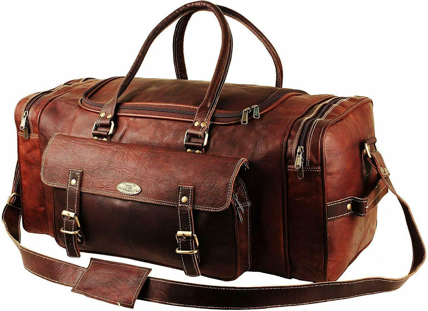 Genuine Duffle Luggage Carry On