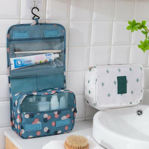 hanging toiletry bag large cosmetic bag makeup