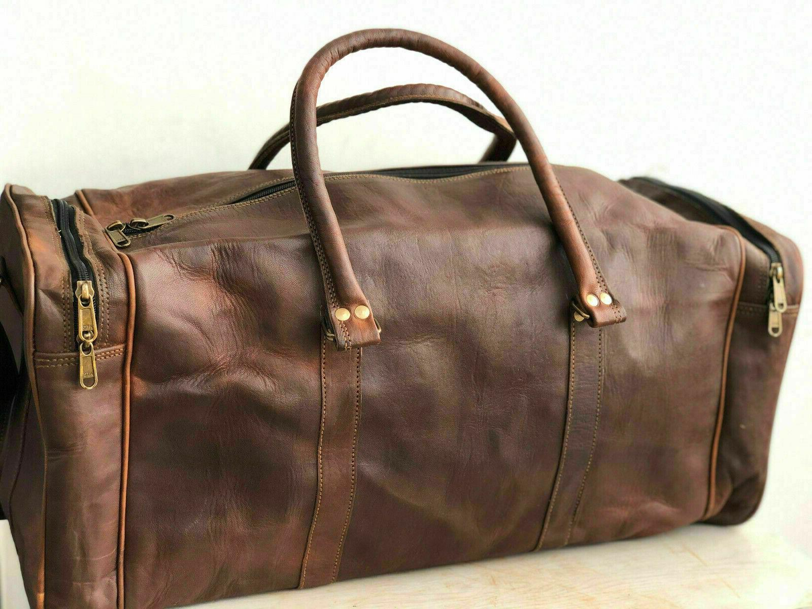 Holdall Weekend Travel Real cabin New Luggage