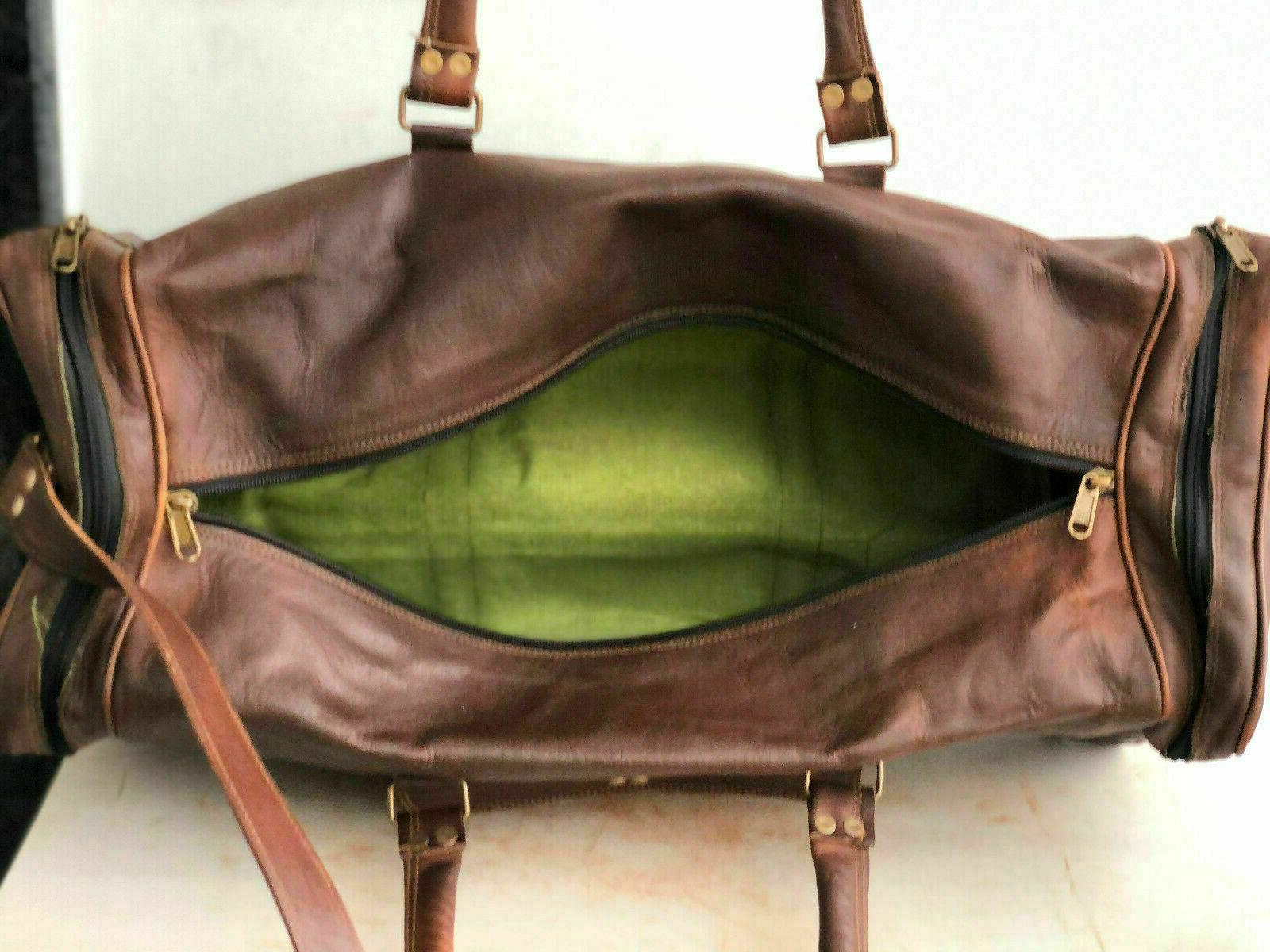 Holdall Weekend Travel Bag Real cabin New