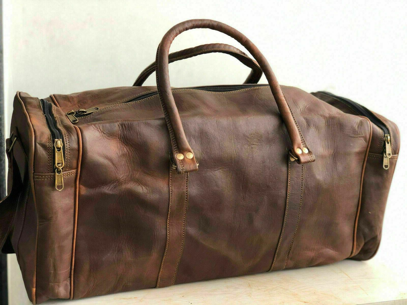 Holdall Weekend Bag Real Duffle Air cabin New