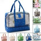 Large Clear Tote Bags Handbag Women Shoulder Beach Bag Water