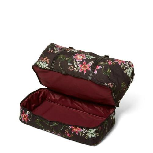 VERA BRADLEY Large Travel Airy Floral Pattern