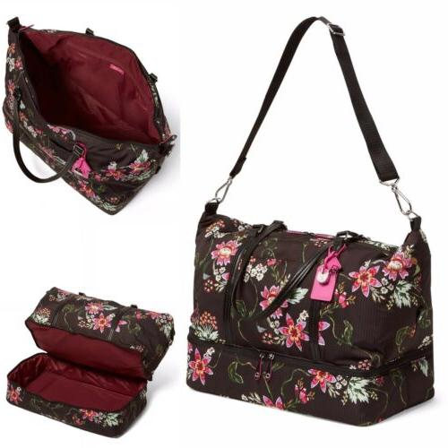large midtown travel bag tote in airy