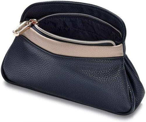 Caboodles Zip Makeup Bag Cosmetic Travel Tote