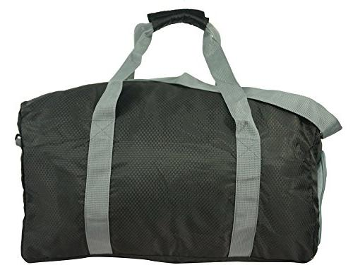 K-Cliffs Light Duffel Ripstop Fabric | Black/Grey