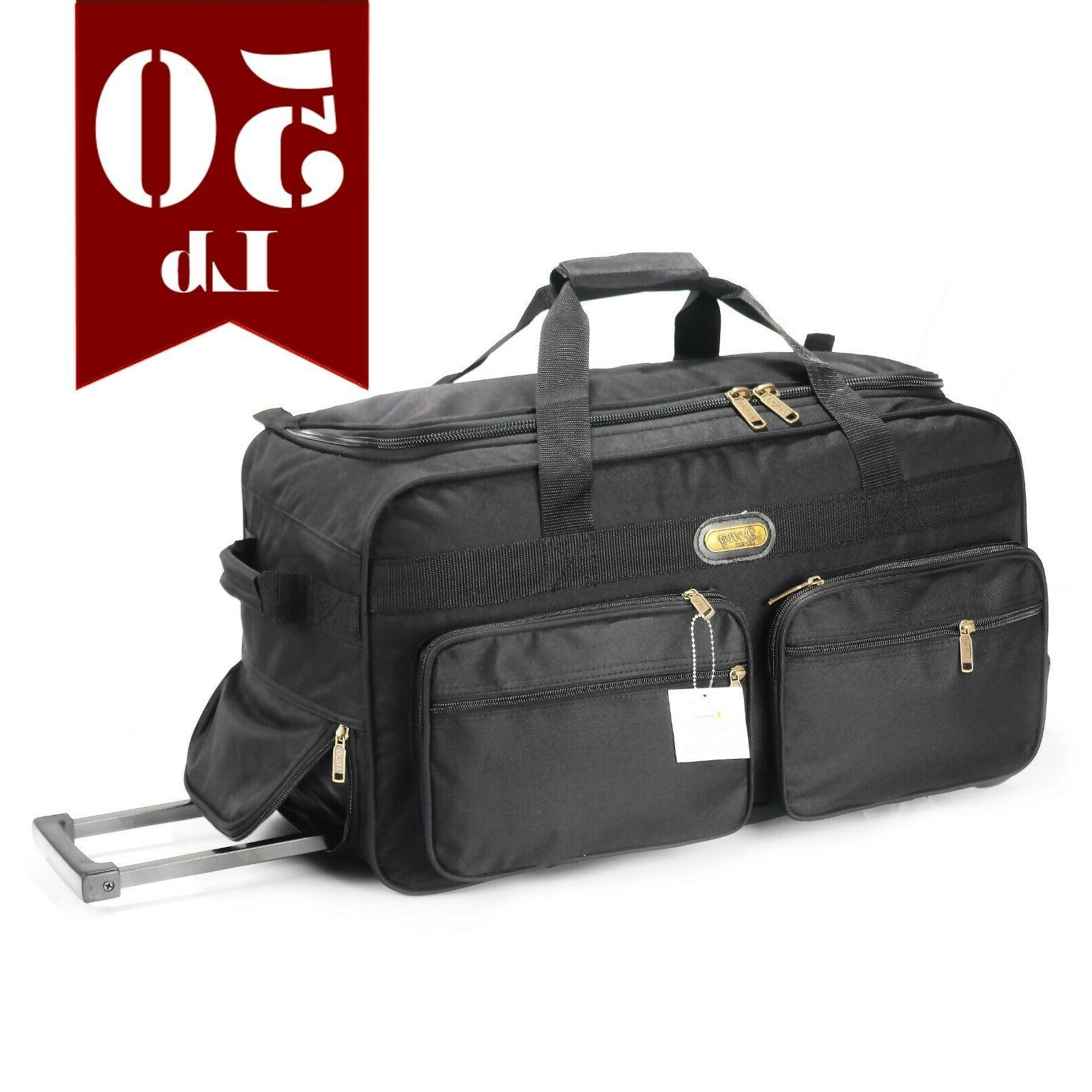 Luggage Rolling Bag Carry Lighweight